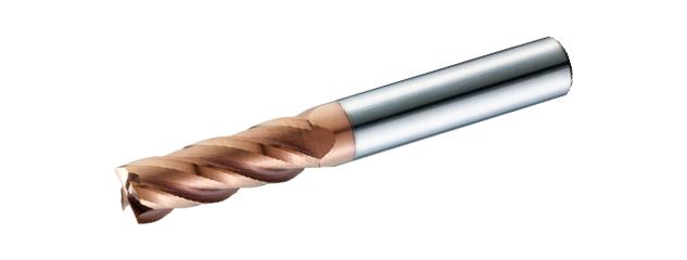 JAE0104-2020 of 4 flute Carbide End Mills