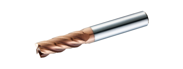 JAEL0204-2020S 4 Flute Ultra Fine Carbide End Mills