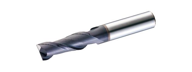 超微粒鎢鋼銑刀 (平溝型) 35˚-2刃