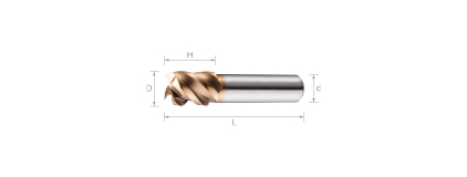 複合式自動車床 (短刃型) -4刃
