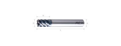 複合式自動車床 (短刃型) -6刃