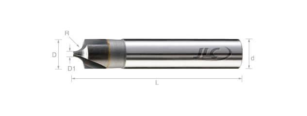 焊接式外角R刀