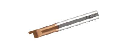 複合式自動車床 (端面槽刀)