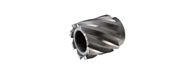 Brazed Carbide Barrel-Shaped Cutter
