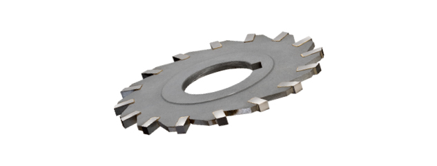 Brazed Carbide Side Cutter ( Straight Flute / Hole=25.4mm )