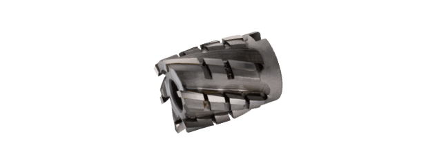 Brazed Carbide Barrel-Shaped Cutter ( Rough Cutting )