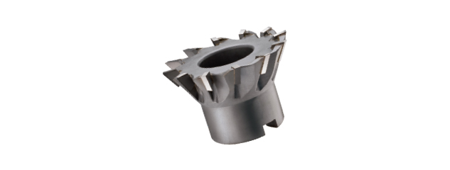 Brazed Carbide Tshape Dovetail Finishing Cutter ( Inclined Flute ) 60˚ / 75˚